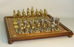 Gold Chess Sets