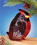 Decorative Bird Fans