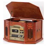 Retro Antique Record Players