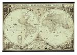 Vintage World Maps & Charts
