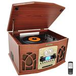 Wooden Record Players