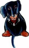 Wagging Tail Clocks