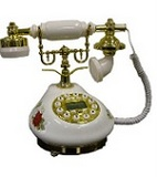 Porcelain Antique Telephones