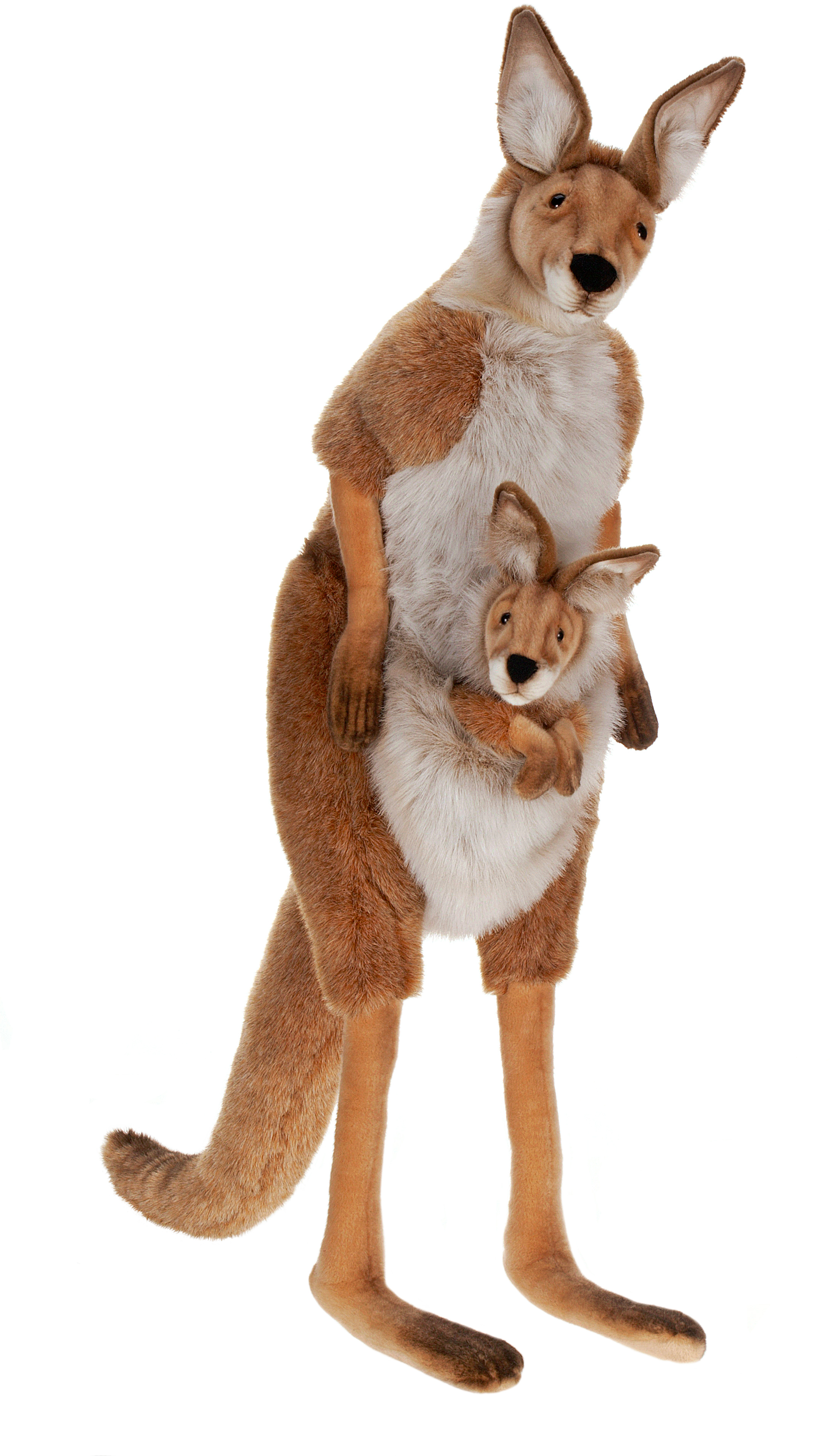 45 life size kangaroo stuffed animal. Black Bedroom Furniture Sets. Home Design Ideas