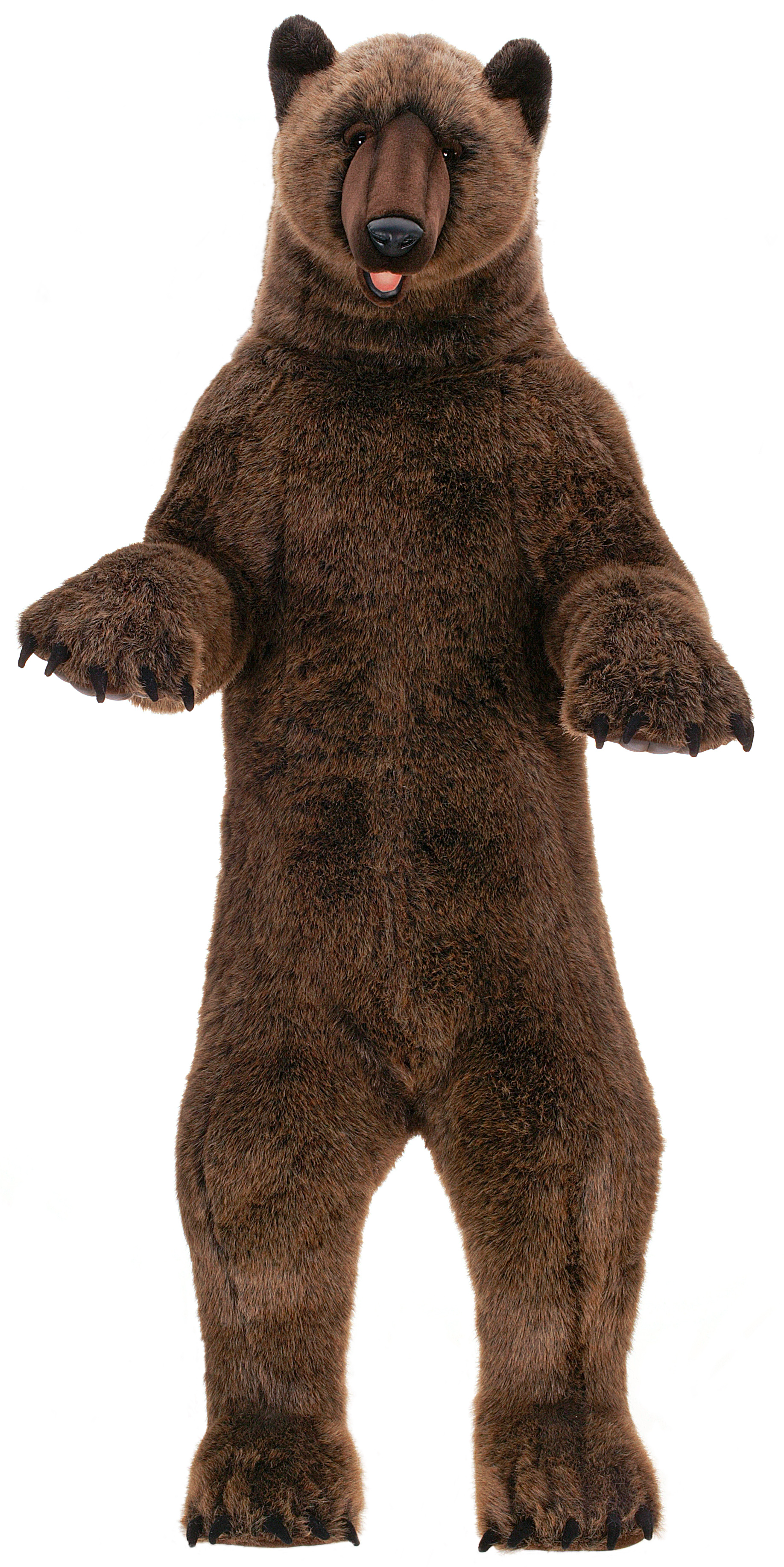 60 Quot Young Grizzly Bear Stuffed Animal