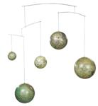 Globe Mobile Nautical Accent Decor