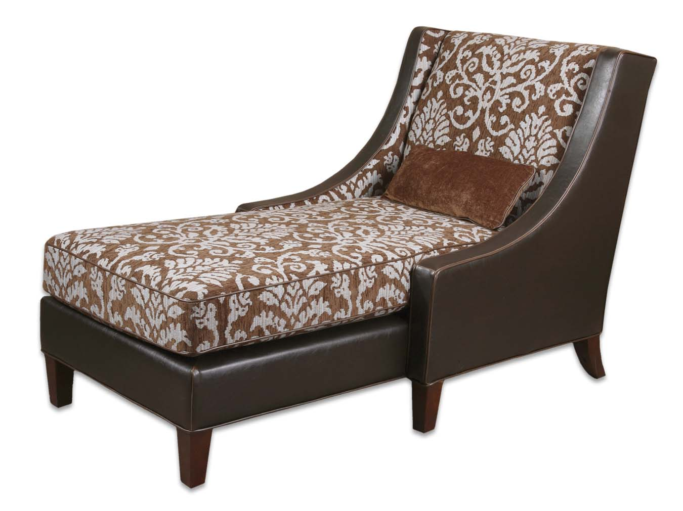 accent chaise the living room