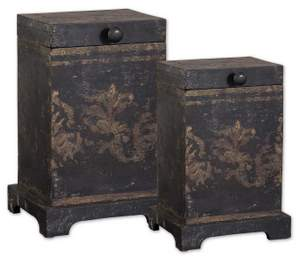 Melani Decorative Box (Set Of 2)