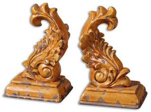 Abu Decorative Bookend (Set Of 2)