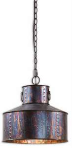 Giaveno Decorative 1 Light Pendant Lighting