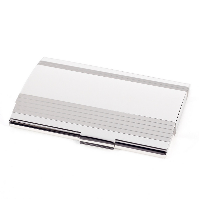 Pocket Business Card Holder Stainless Steel