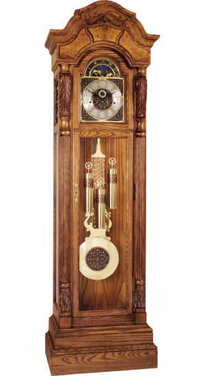 Oakmont Clock Ridgeway Grandfather Clocks