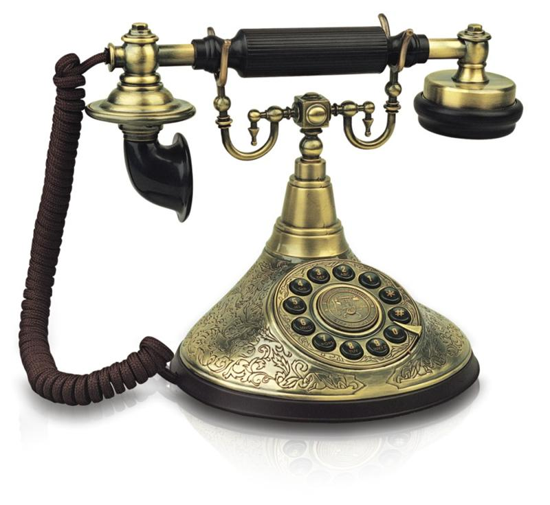 1910 Duke Antique Reproduction Telephone European Antique ...
