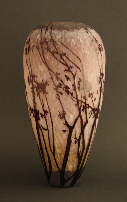 Etched Branch Vase 15 Unique Accent Decorative Vases By