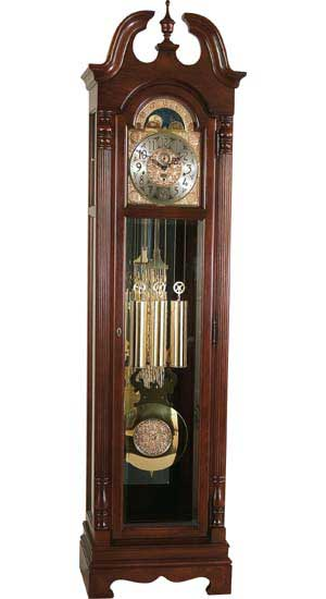 Zeeland Clock Ridgeway Grandfather Clocks