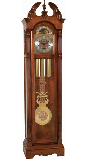 Wilshire Clock Ridgeway Grandfather Clocks