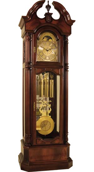 Wellington Clock Ridgeway Grandfather Clocks