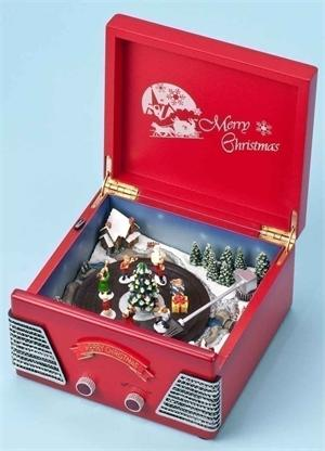 "3.5"" Musical Record Player Musical Gifts"