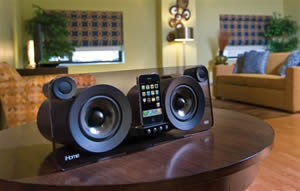 iHome Studio Series Bongiovi Dock IPod Docks and Accessories