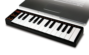 Piano Style Keyboard Retro Music Systems