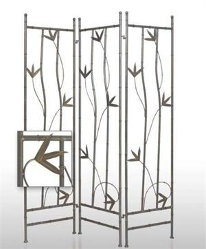 Leaf Iron Room Dividers