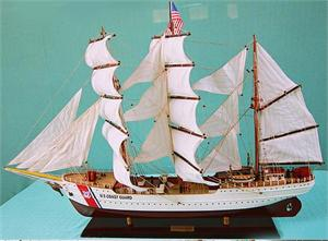 US Coast Guard Model Ships