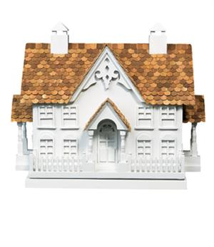 Wrension Architectural Birdhouse Architectural Birdhouse Mansions