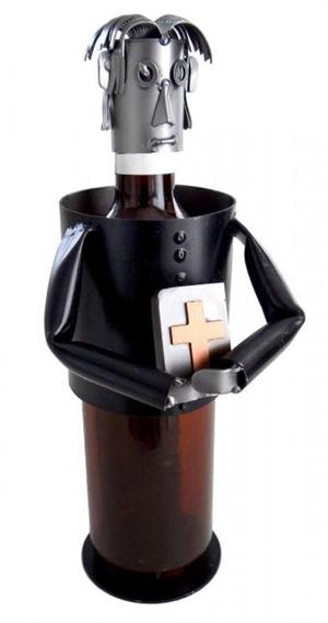 Priest Wine Caddy Professional Metal Wine Caddys