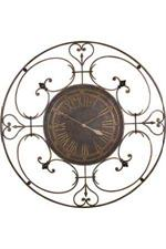 La Fleur Clock Large Wall Clocks