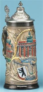 Berlin Stein German Cities Steins