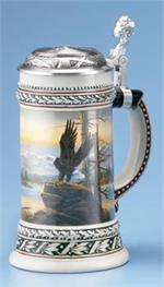 Eagle Wildlife Stein Wildlife Steins