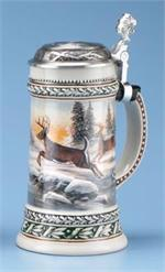 Deer Wildlife Stein Wildlife Steins