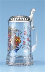 Optique Firefighter Stein Professional Steins