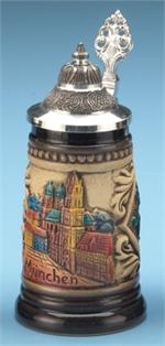 Munchen Rustikal Mini Stein German Cities Steins
