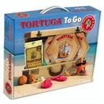Tortuga-To-Go Suitcase (3/4 oz. Rum Cakes & 1 Rum Cream Coffee) Gourmet Chocolates