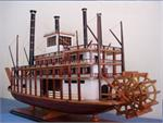 King of Mississippi Model Ships