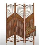 Bamboo Sunset Room Dividers