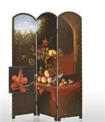 Painted Fruit Potpourri Room Dividers