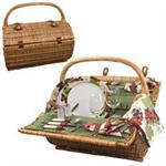 Barrel Picnic Basket Picnic Baskets
