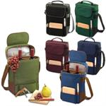 Duet Wine Bottle Carrier Picnic Baskets
