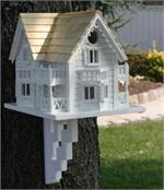 Sleepy Hollow Mansion Birdhouse Architectural Birdhouse Mansions