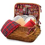Highlander Picnic Basket Picnic Baskets
