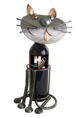 Cat Wine Bottle Holder Metal Wine Bottle Holders