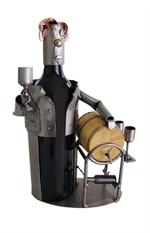 Wine Taster Wine Bottle Holder Metal Wine Bottle Holders