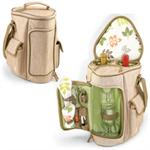 Meritage-Botanica Wine Bottle Carrier Picnic Baskets